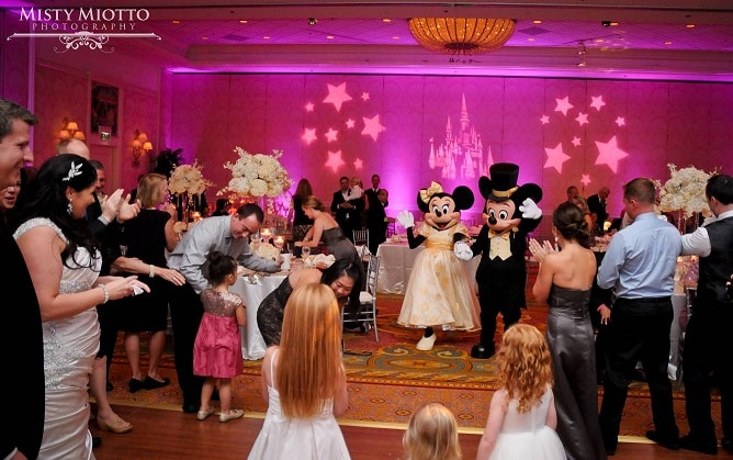 grand floridian disney wedding photo booth