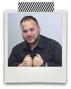 JJ – Photobooth Coordinator