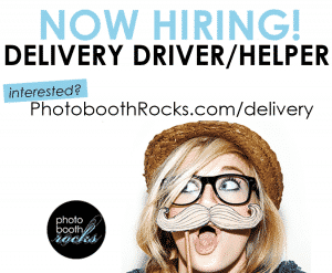Now Hiring – Delivery Driver/Helper