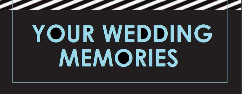 Wedding Guestbook and Favors